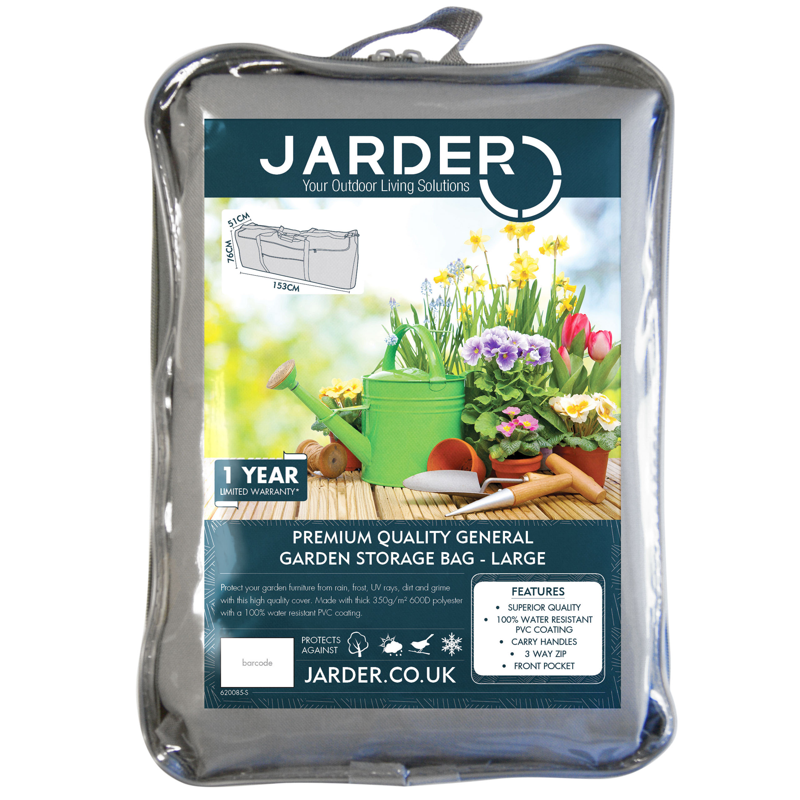 Jarder storage bag